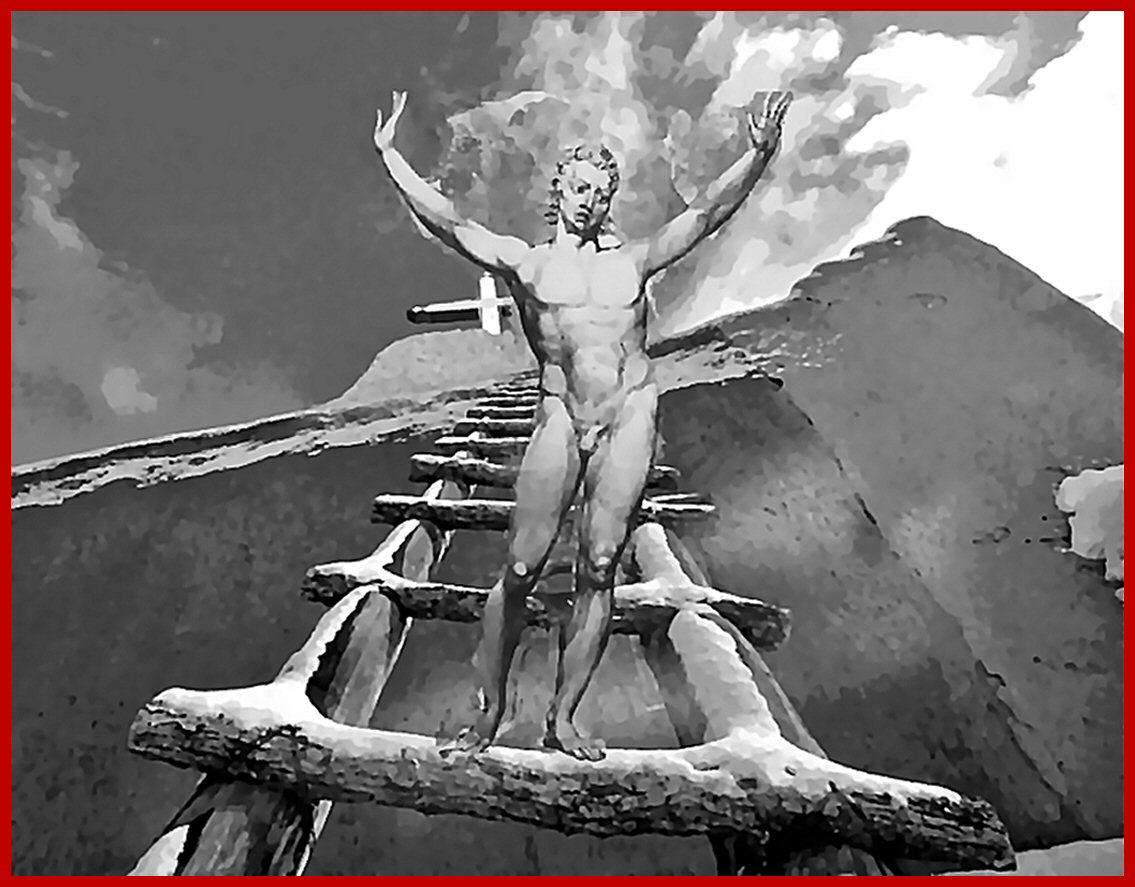 The Liminalist # 143: Lucifer's Ladder (Chronicles of a