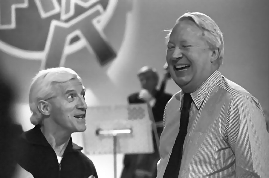 Ted Heath with you-know-who